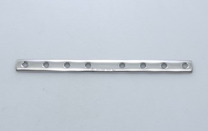 Half Tubular Compression Plate (Semi Tubular Plate) for 3.5 mm Screws